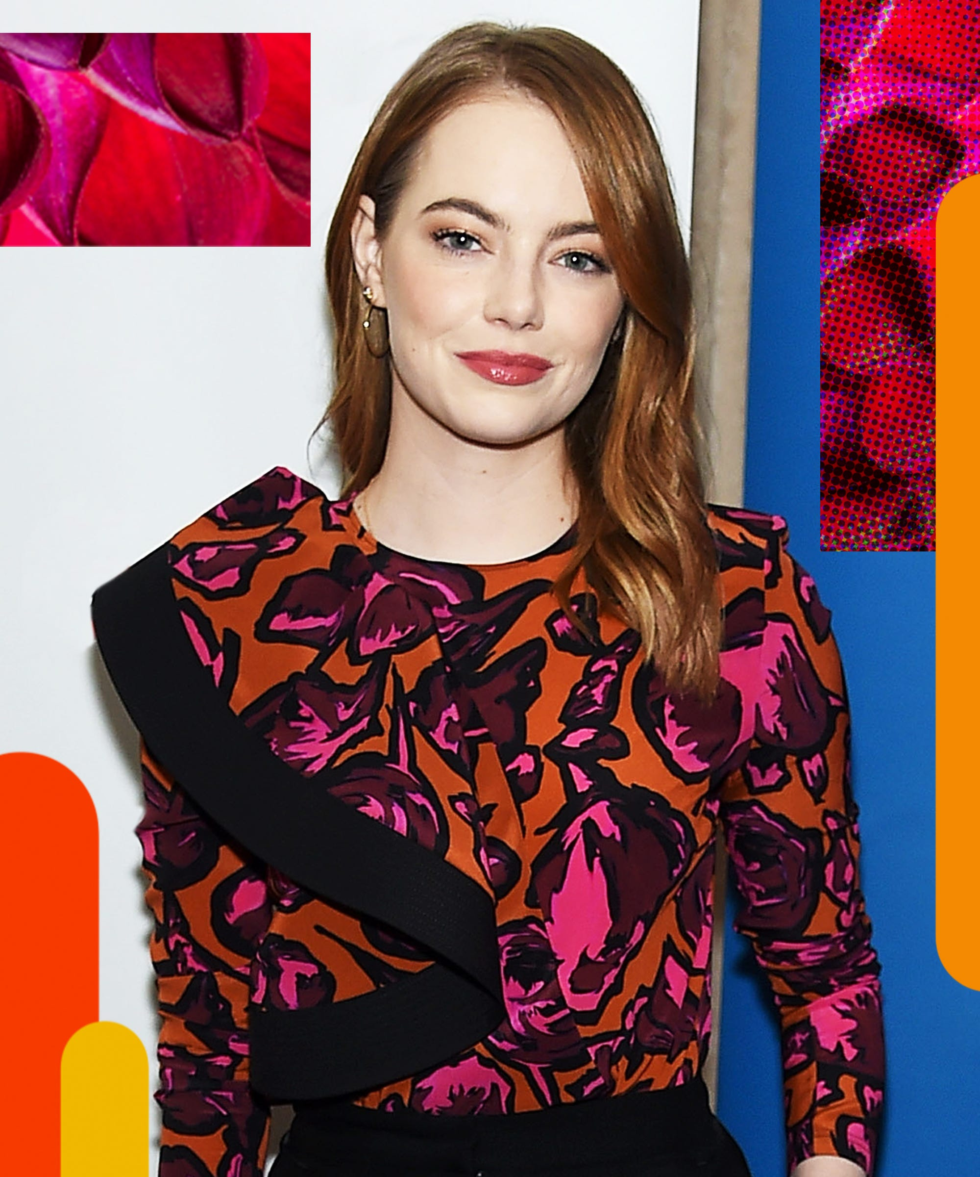 Emma Stone Debuts A No Fuss Lob For Fall On Instagram