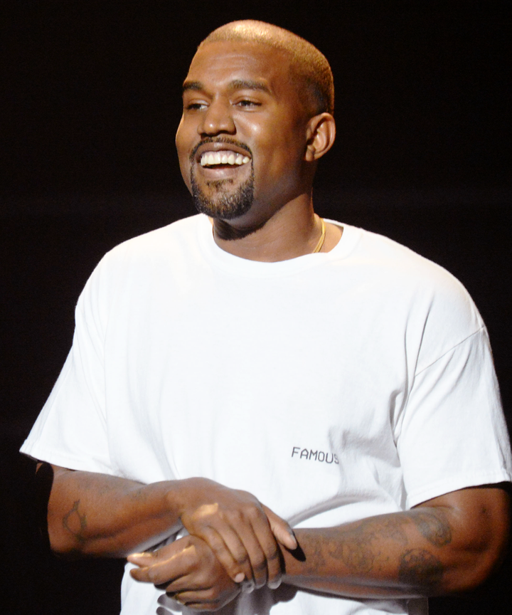 Kanye West Smiling Videos Happy To Serious Face Moments