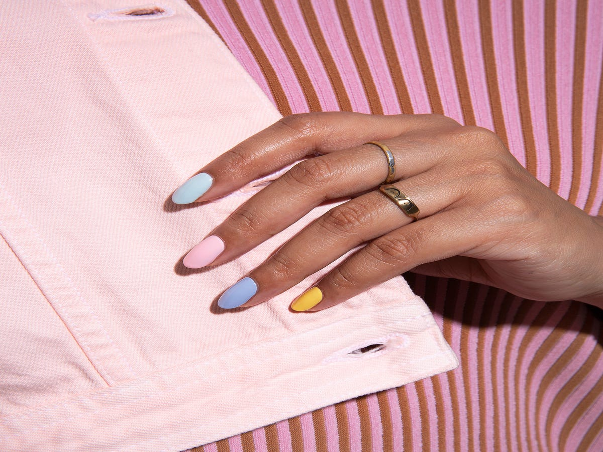 The Pro s Guide To Nailing The Perfect At-Home Manicure