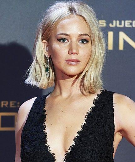 Oops Jennifer Lawrence Trips Again