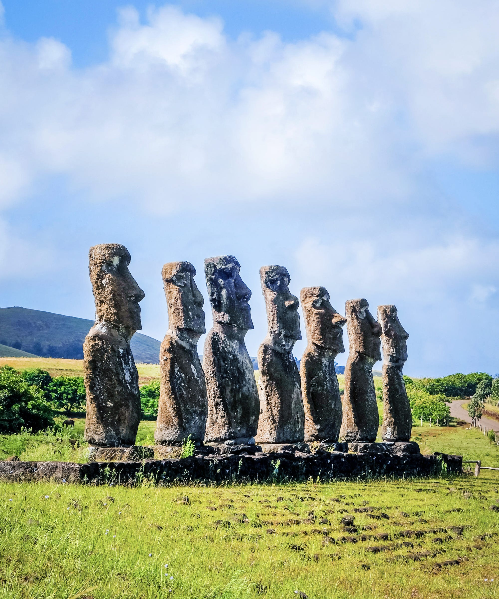 The Easter Island Statues Are In Danger Because Tourists Keep Doing This To Them