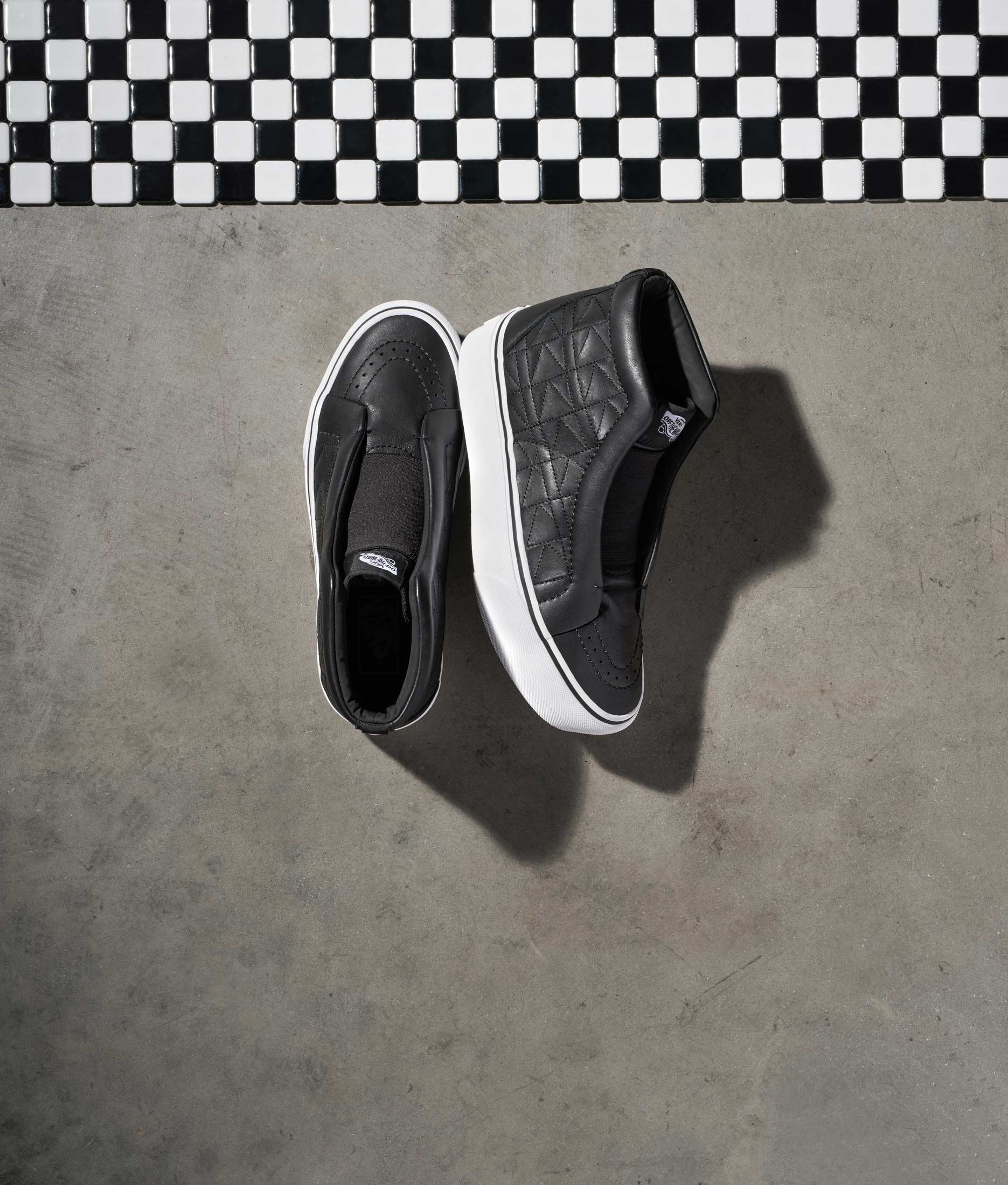 1ff2232b606 Vans Karl Lagerfeld New Collection Sneakers Shoe Styles