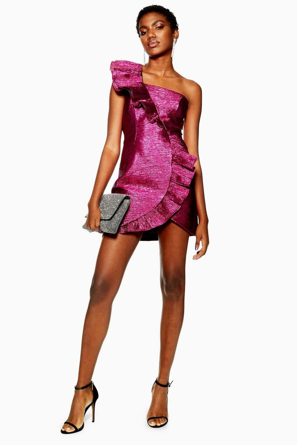 a66671e0c8f7f Best Party Dresses - Sequin, Animal Print, Ruffled