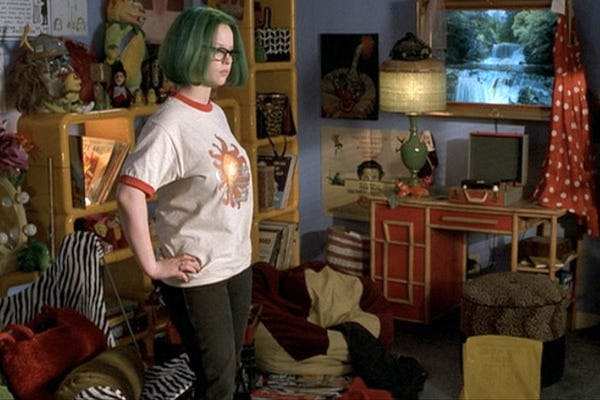You Donu0027t Have To Look Much Further Than Taviu0027s Blog To See The Impact 2001  Indie Flick Ghost World Has Had On The Teen Girl Room.