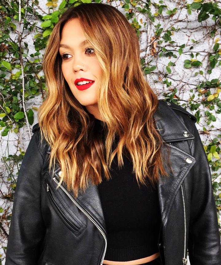 Los Angeles Hair Color Ideas Highlights Warm Tones