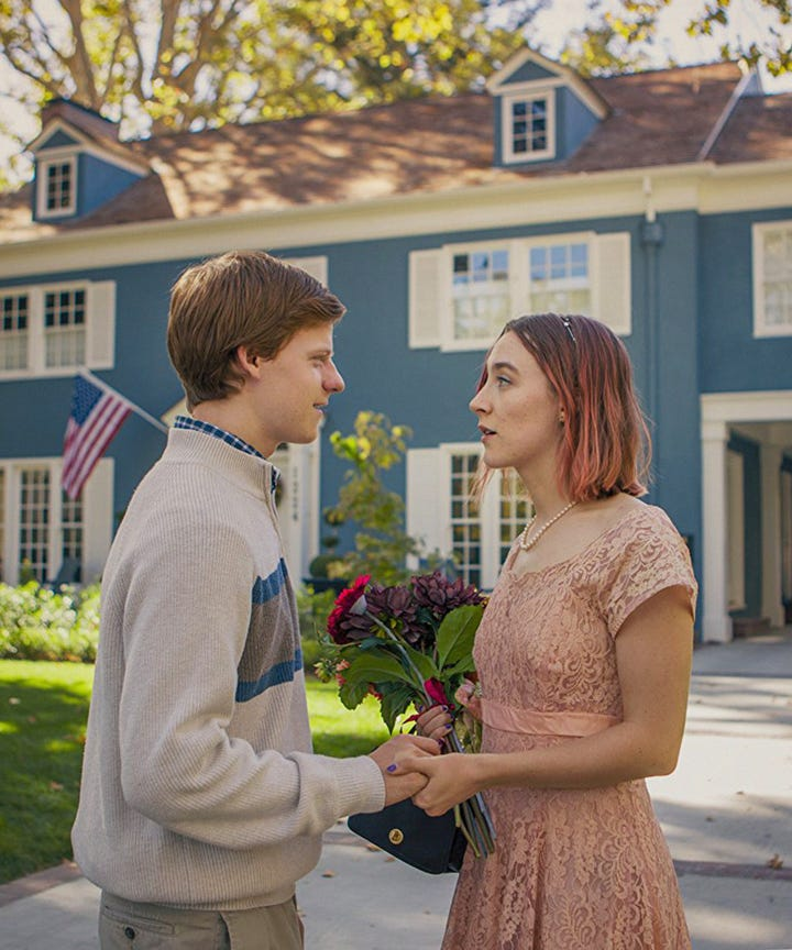 Lady bird best reviewed film rotten tomatoes reason why rotten tomatoes best reviewed film of all time is a win for womenbut not for the reason you think ccuart Choice Image
