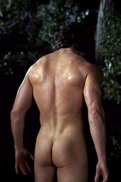 Buck naked sex scene, nakedblackguy