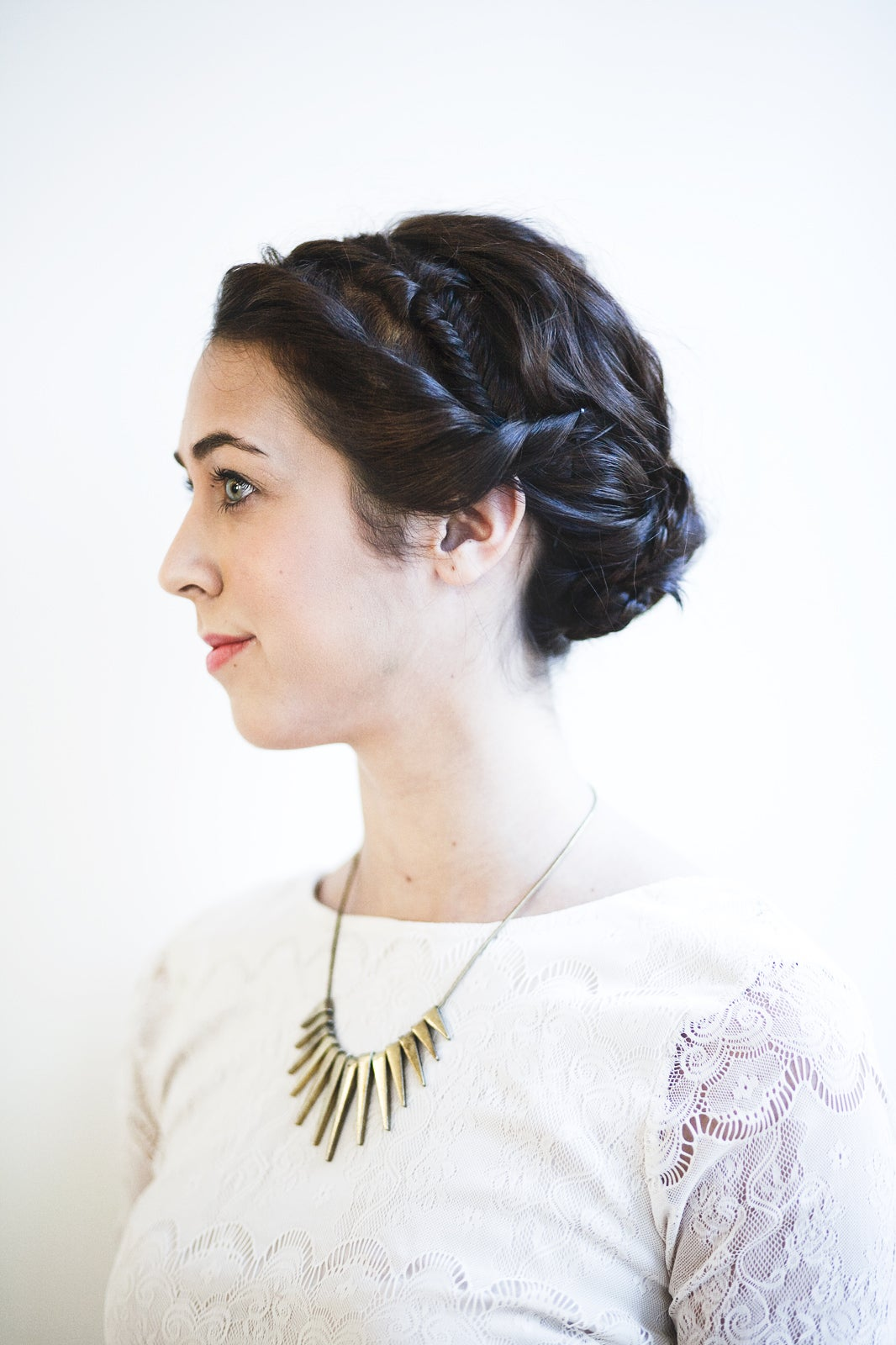 Short Hair Updos - How To Style Cropped Looks