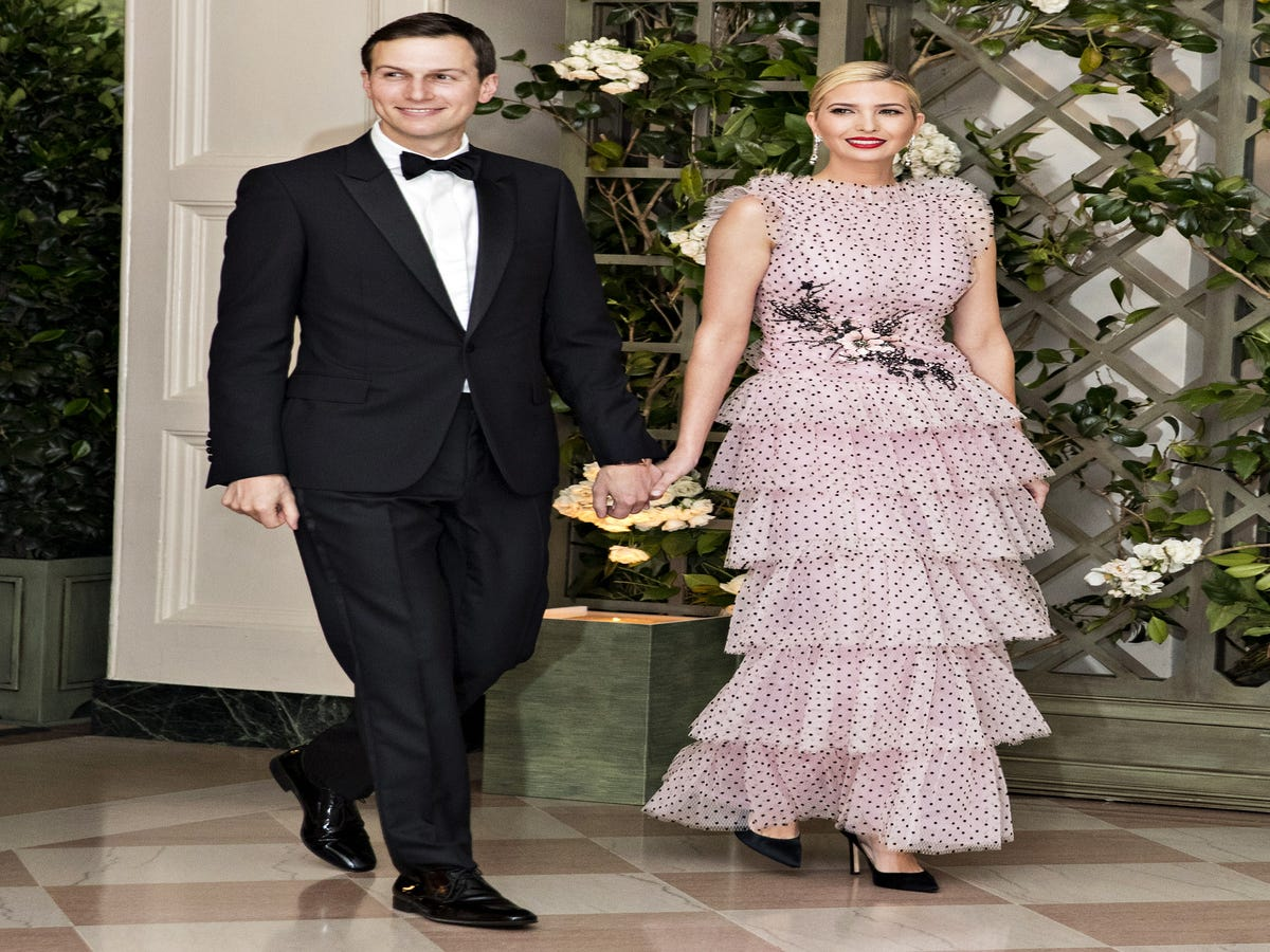 You Can Buy Ivanka & Jared s Birthday Card To Hope Hicks For $800 On eBay