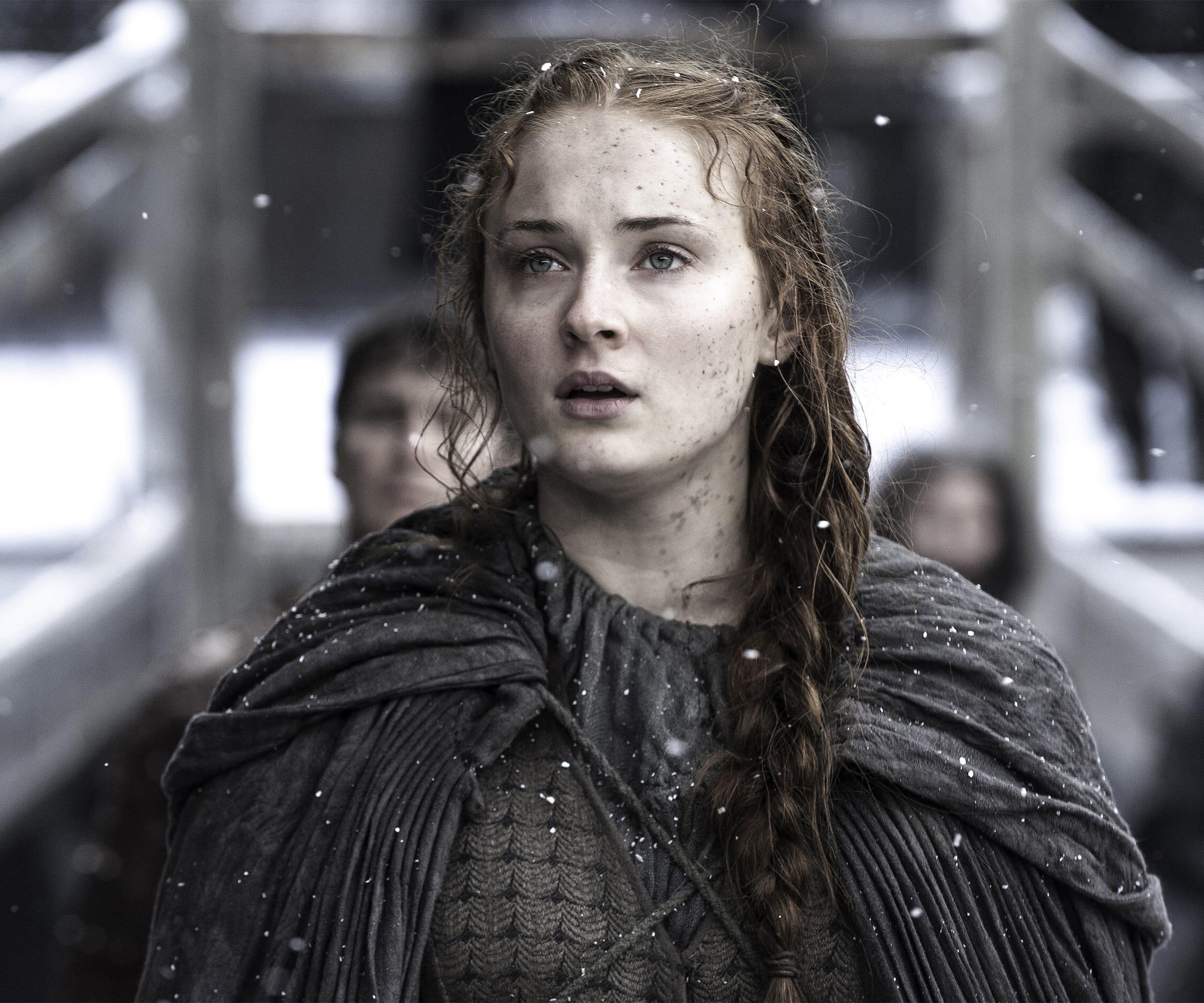 Sansa Stark Hair Color Best Hair Color 2018