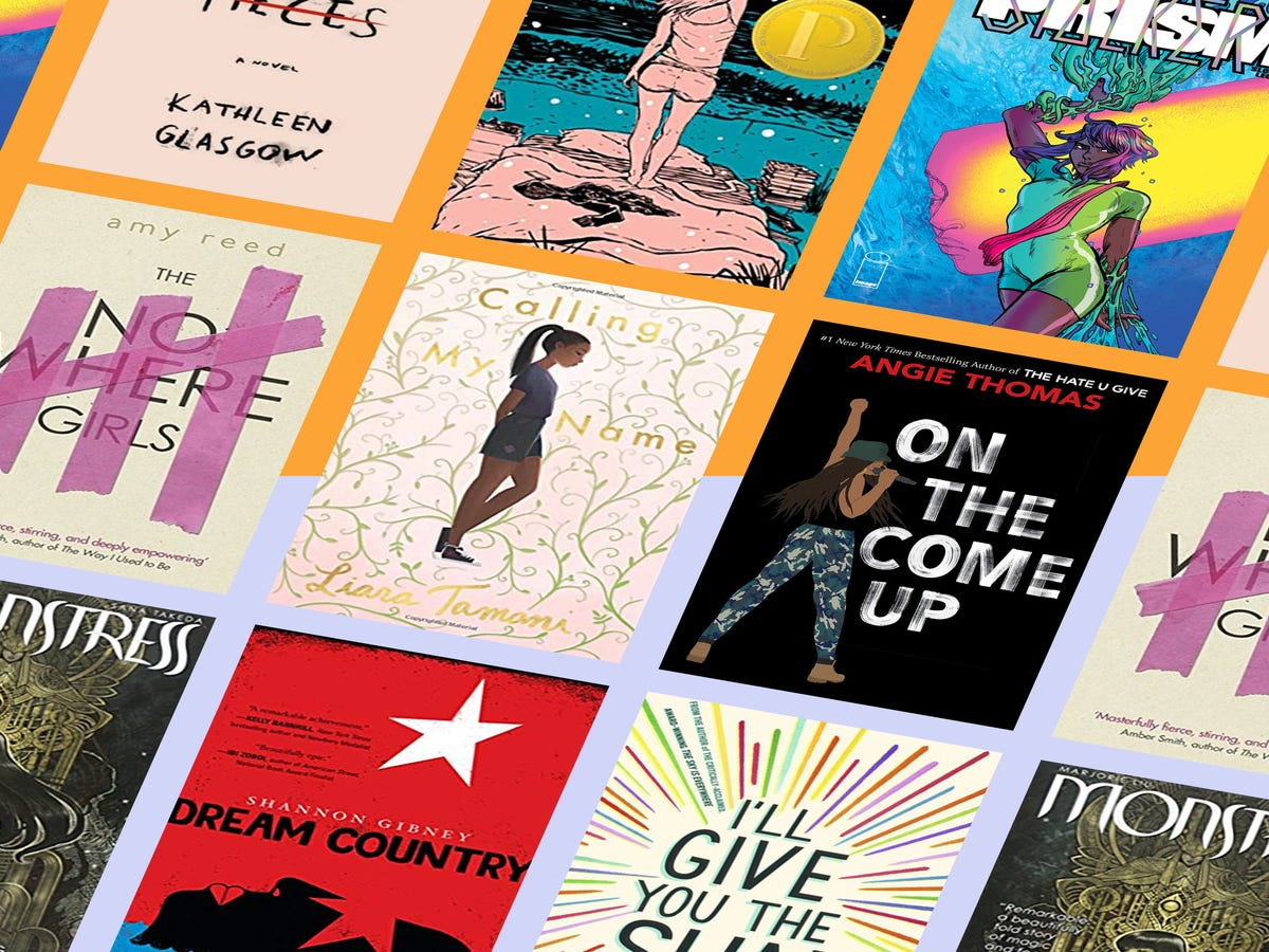 How To Get Started With YA, According To The NYPL s Youth Librarians