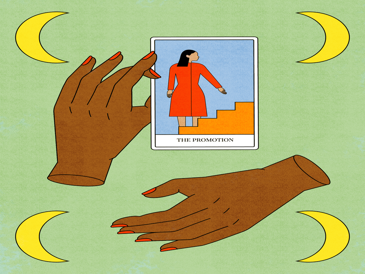 I Got A Tarot Reading For My Career — Here s What I Learned