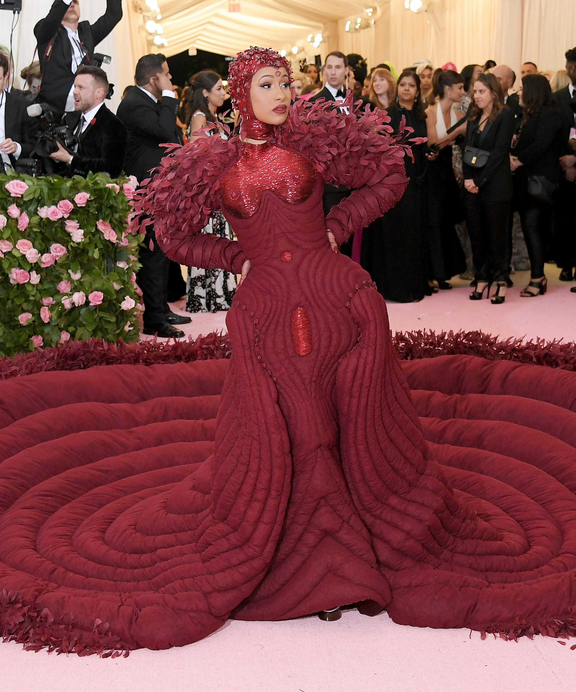 41fc7f55e3 The Met Gala Goes To Camp  Here s All The Over-the-Top Looks From The Red  Carpet