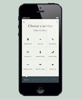 Spa-App