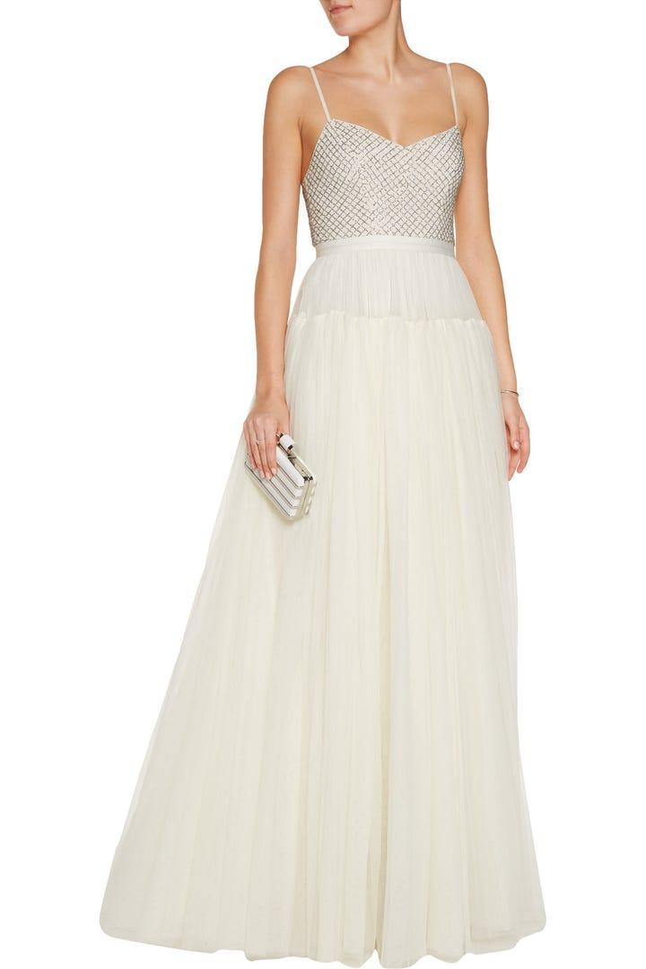 Günstige Hochzeitskleider unter 300 €