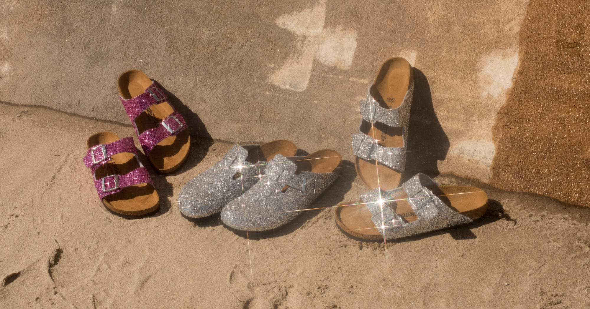 Summer Your Sandals In Come Now Glitter iZuOPXk