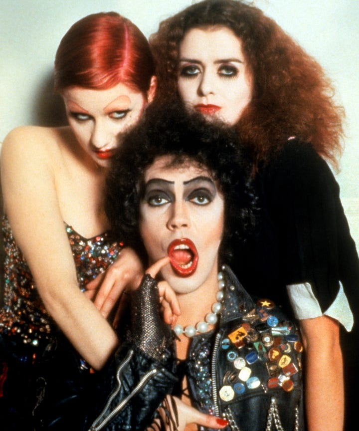 Rocky Horror Picture Show Meaning What Movie Is About