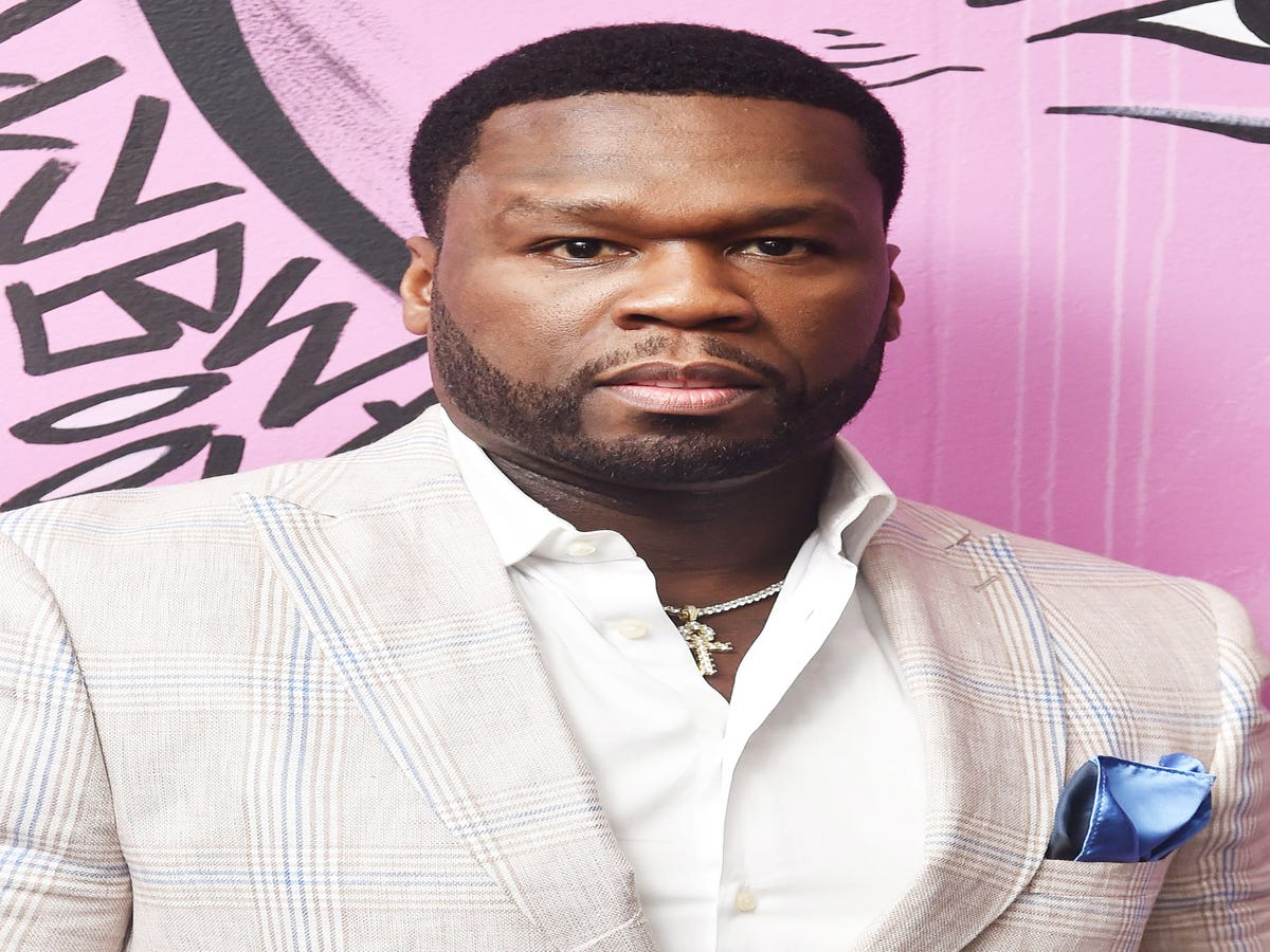 Starz Needs To Ditch 50 Cent, Not Power
