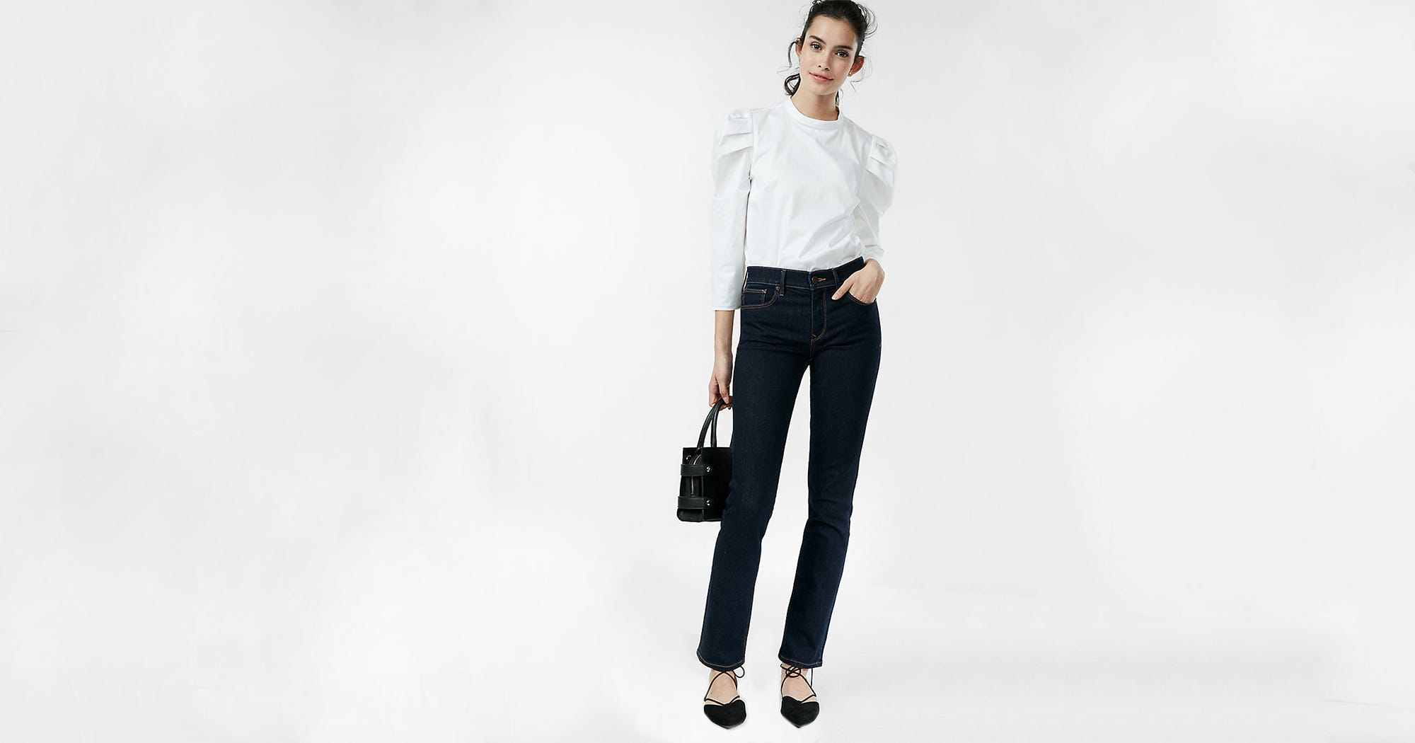 Petite Girls, These Are The Jeans For You