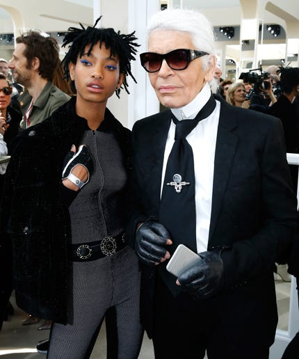 Willow Smith Is The Latest Face Of Chanel