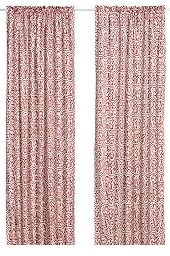 Curtains - Draperies Styles To Match Any Room 2013