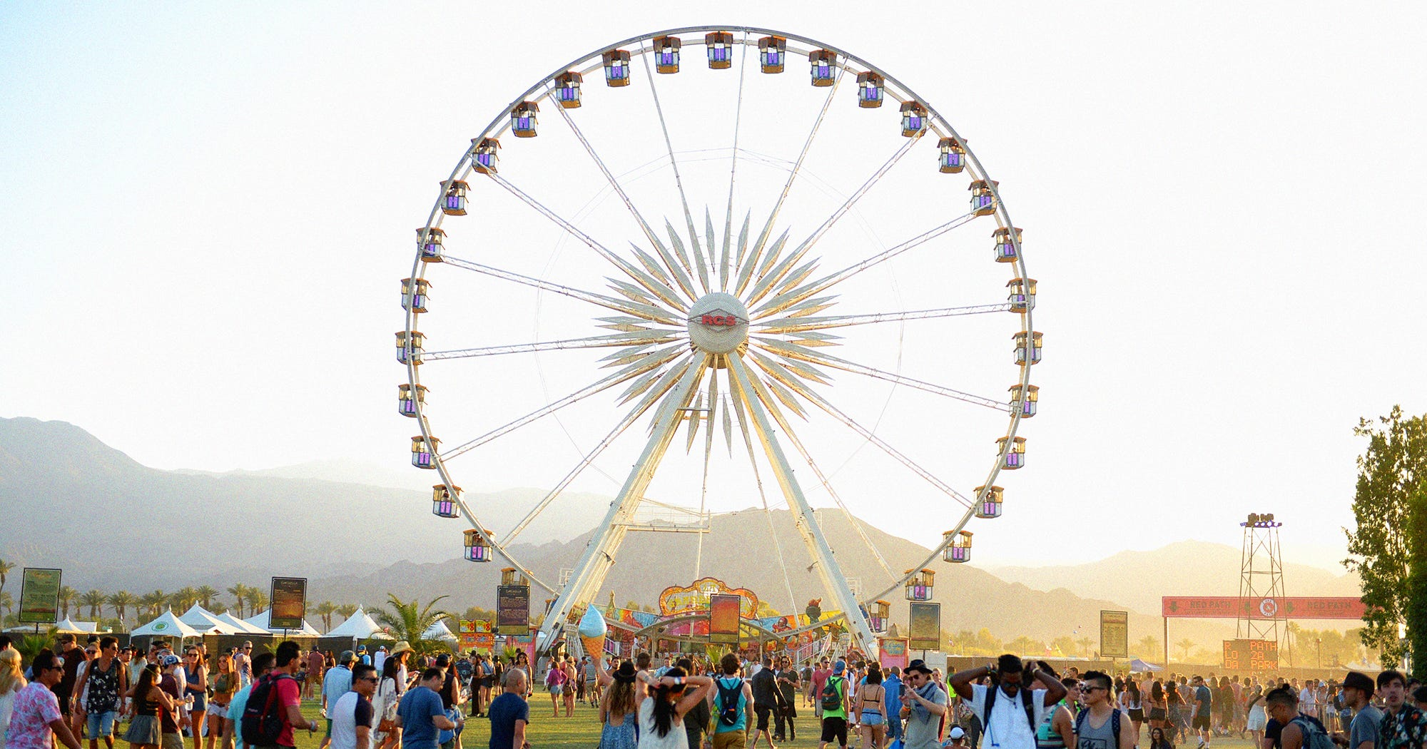 Women Who Played Coachella Tell All, From Weed Blackouts To Lindsay Lohan Sightings