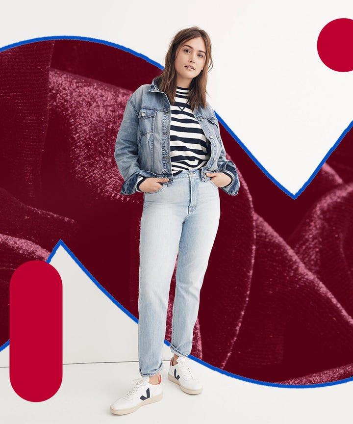 Are boyfriend jeans for women still in style?