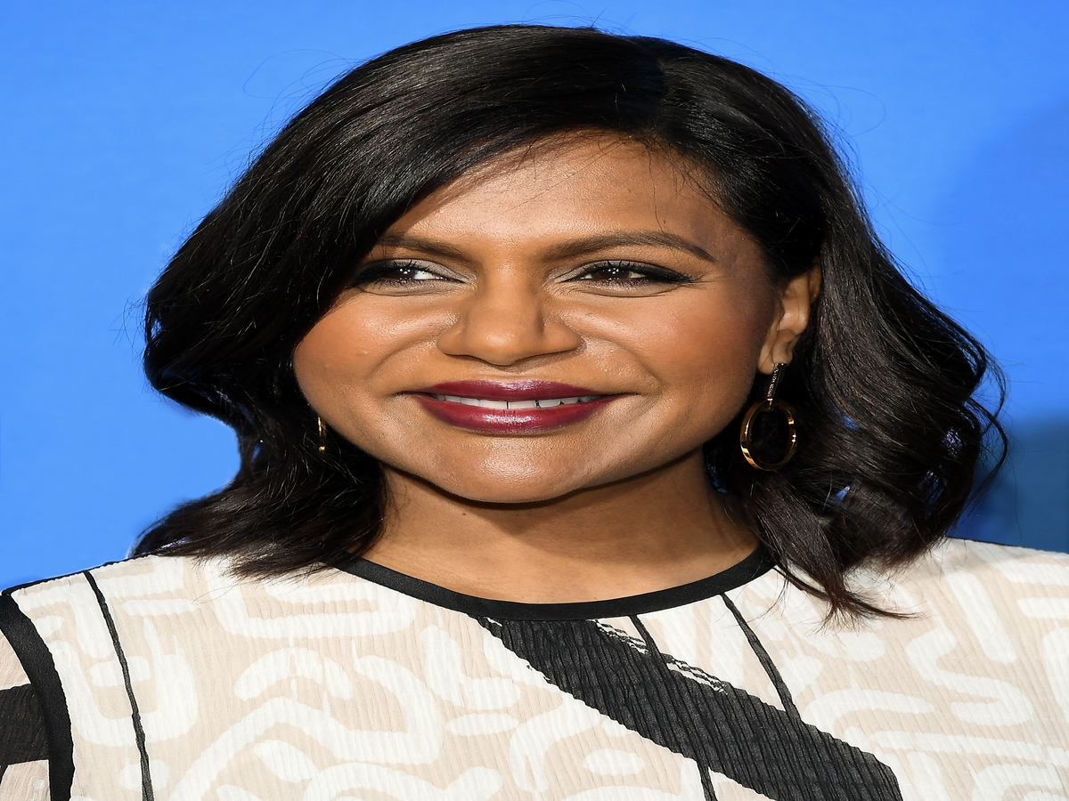 Mindy Kaling Just Redecorated Her New L.A. House & It's The Happiest-Looking Home, Ever