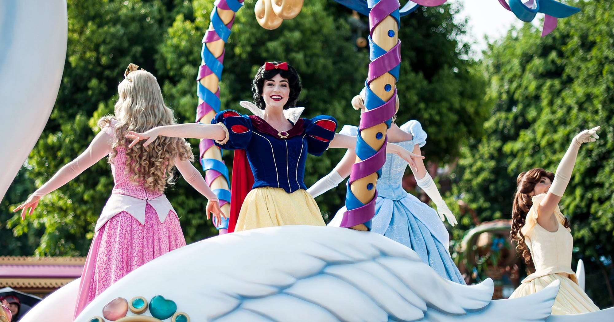 What It's Really Like To Be A Disney Princess