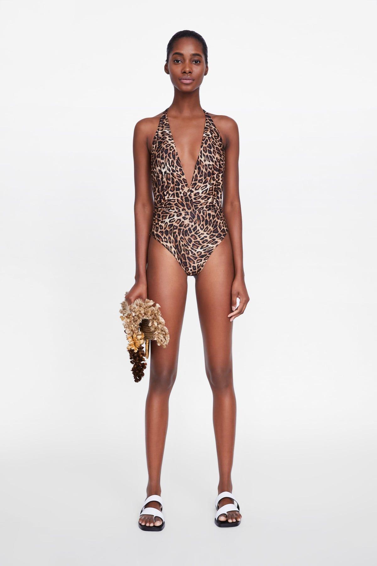 2019 Zara Summer Beachwear Swimamp; Spring Collection lFK5JTu13c