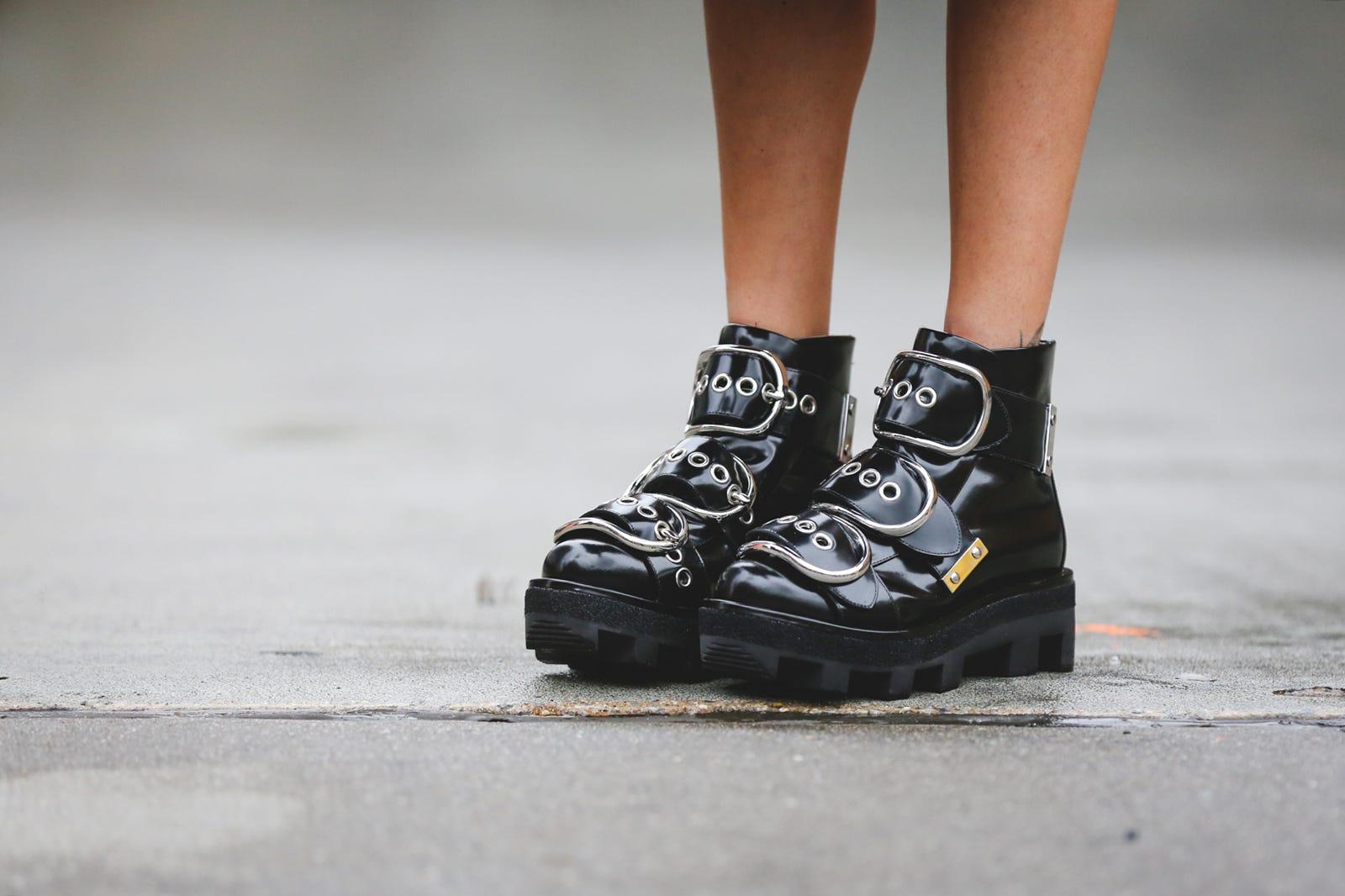 Fall Shoe Styles 2015