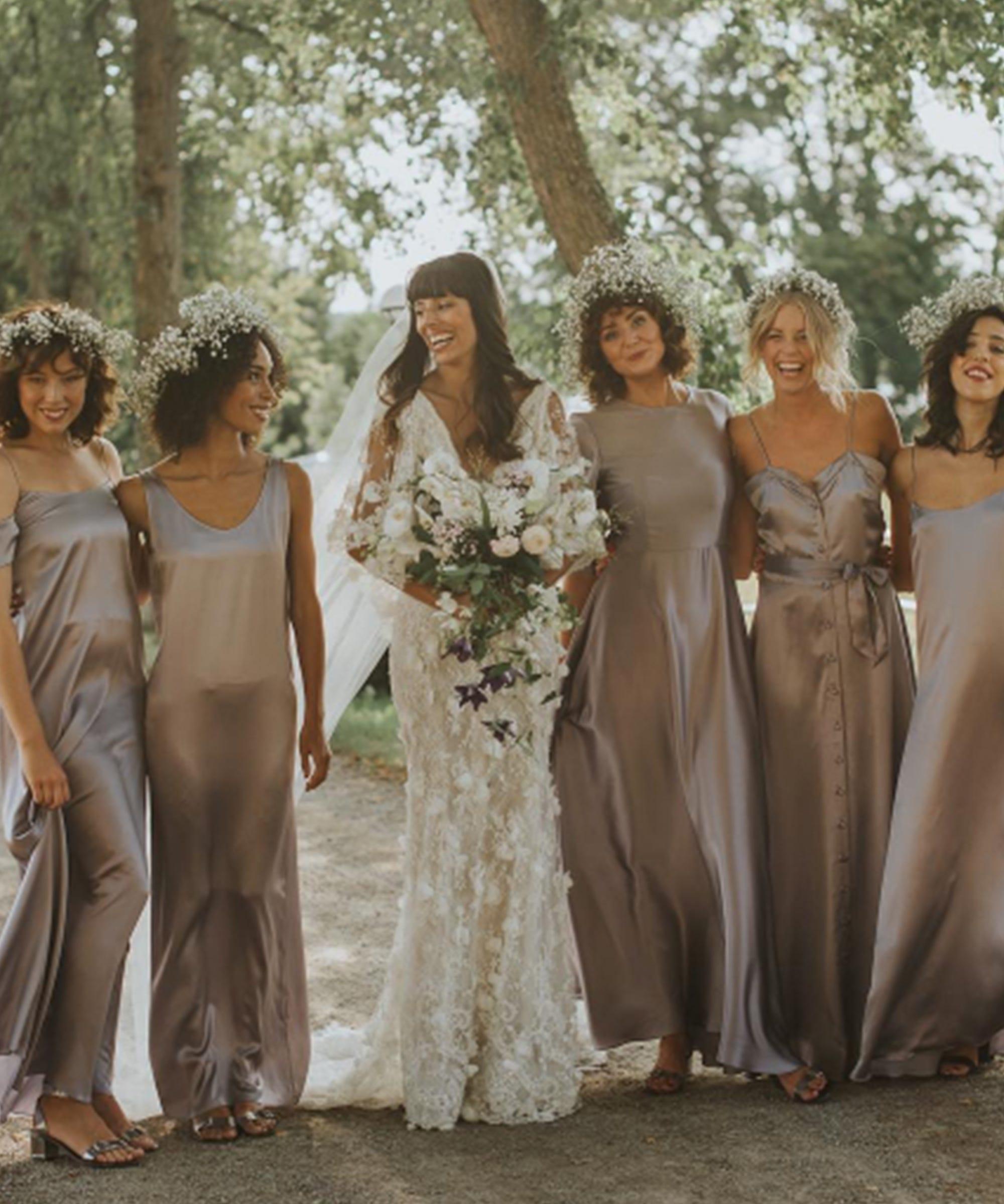 f46770d04d75 Best Bridal Party Ideas, Bridesmaid Dress Pictures