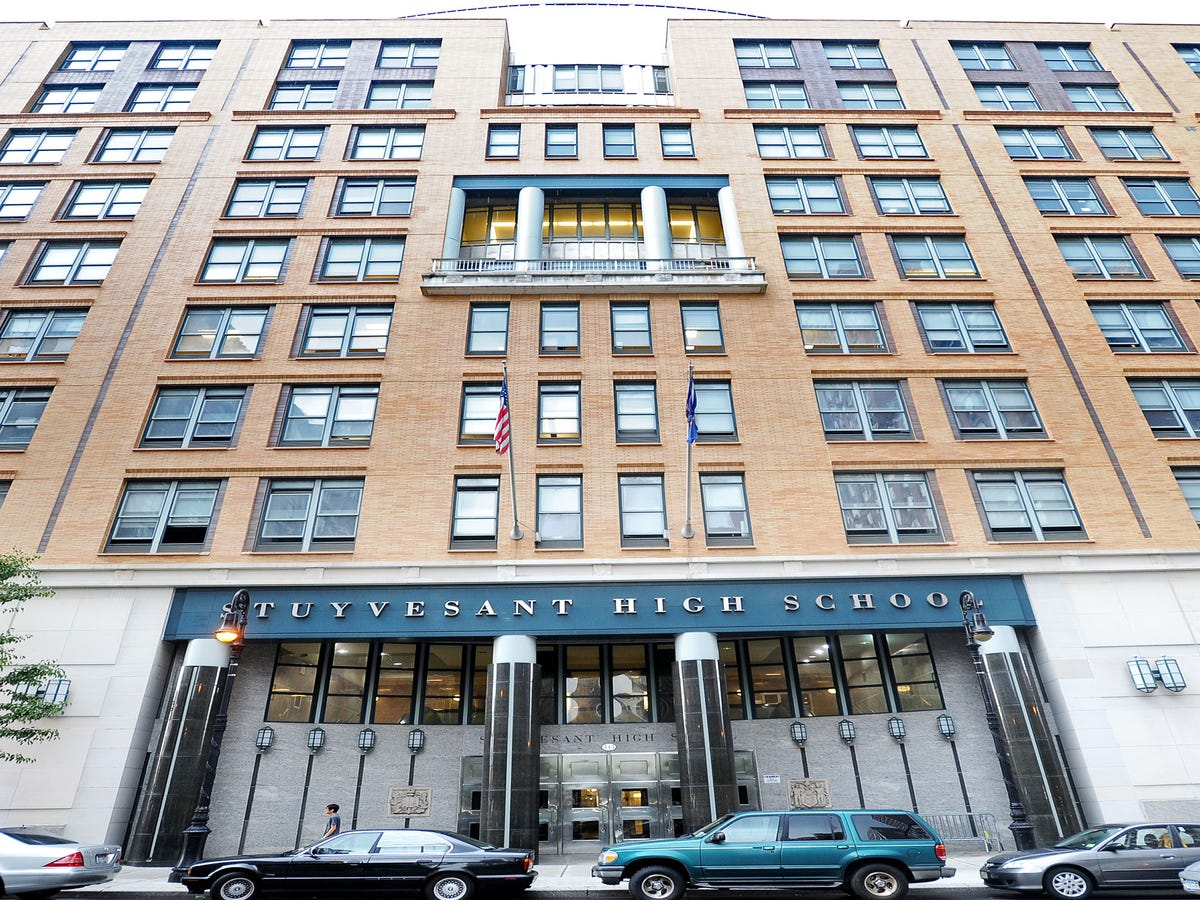How Black-Asian Conflict Plays Out In New York City s Elite High Schools