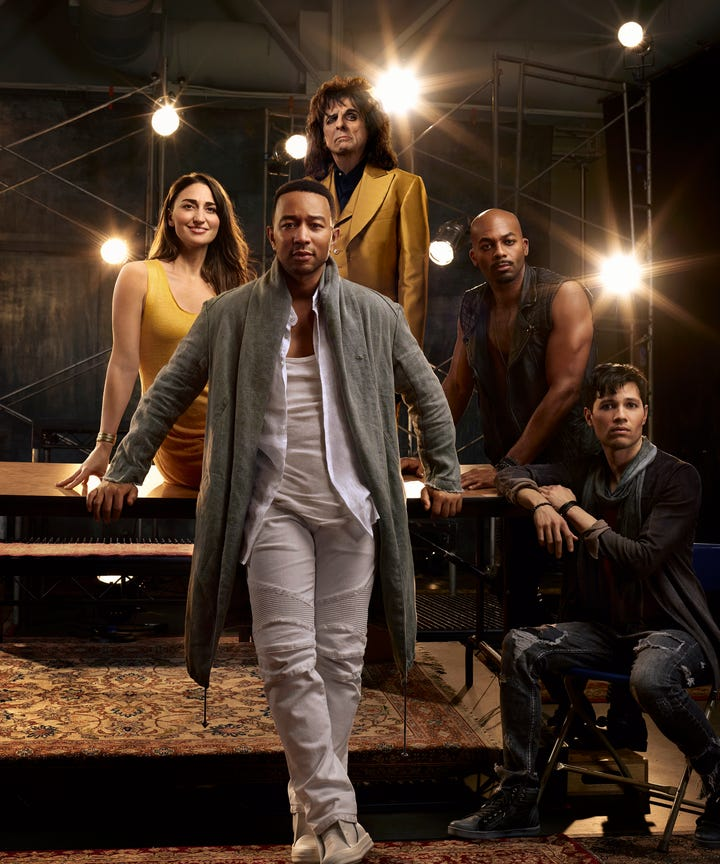 Jesus Christ Superstar Live Is Coming & We Have The Exclusive Pics To Prove  It