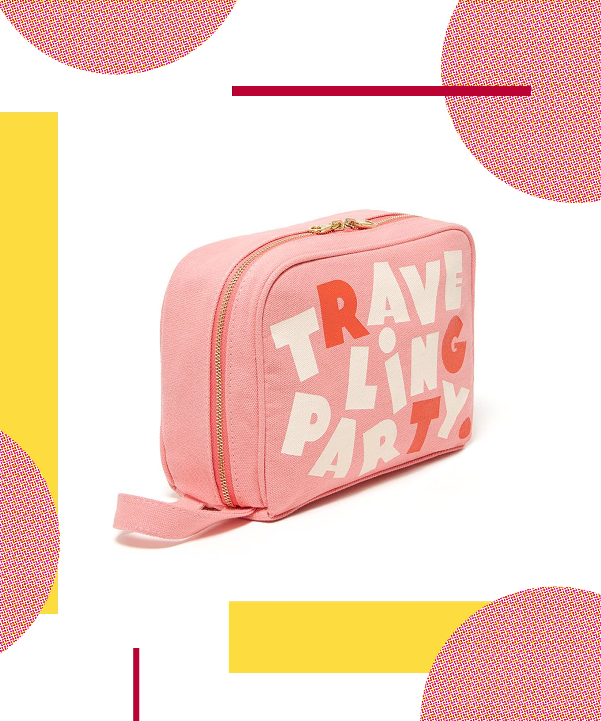 7 Toiletry Bags You'll Want To Flaunt All Over The Airport
