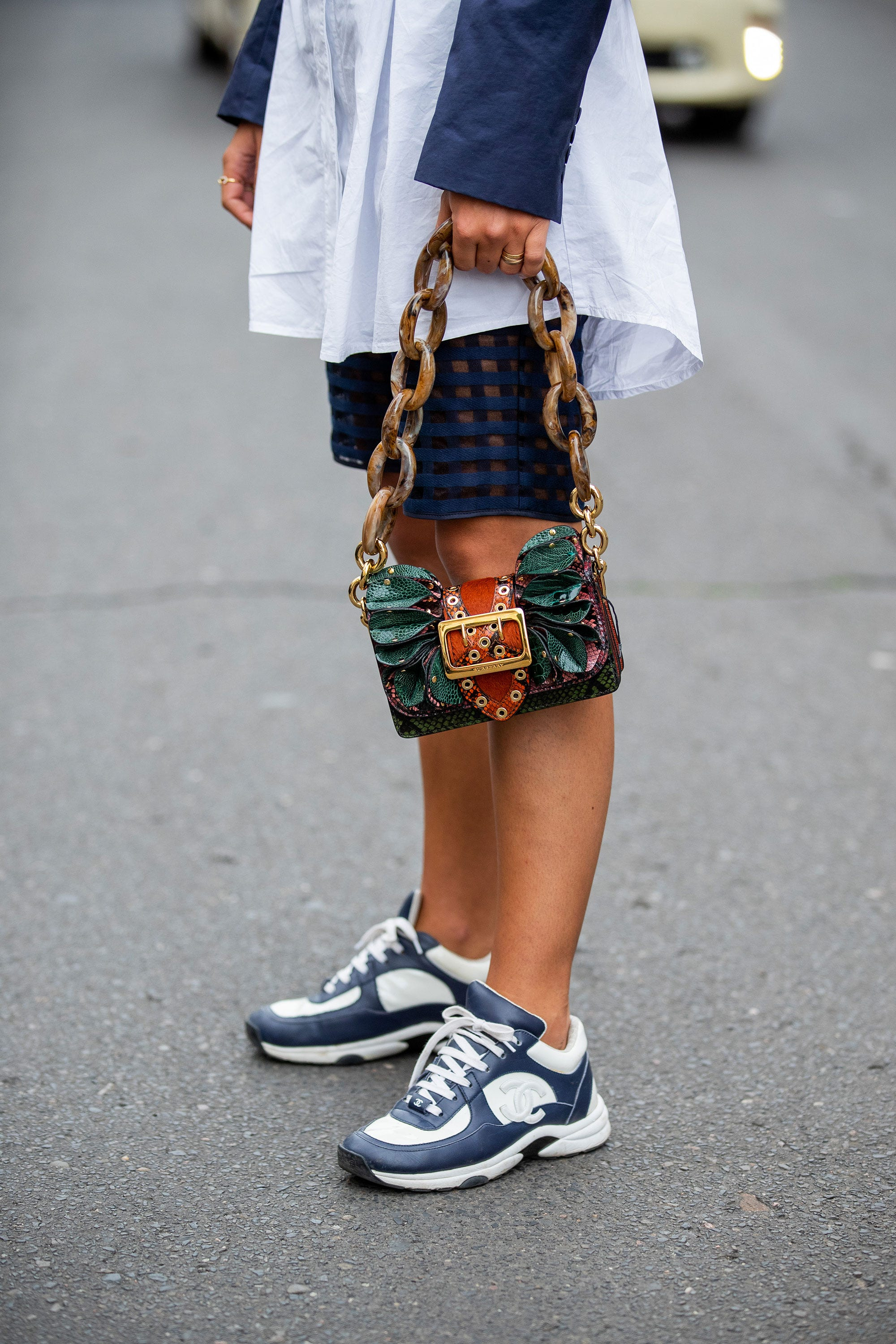 The Best Street Style At Berlin Fashion Week