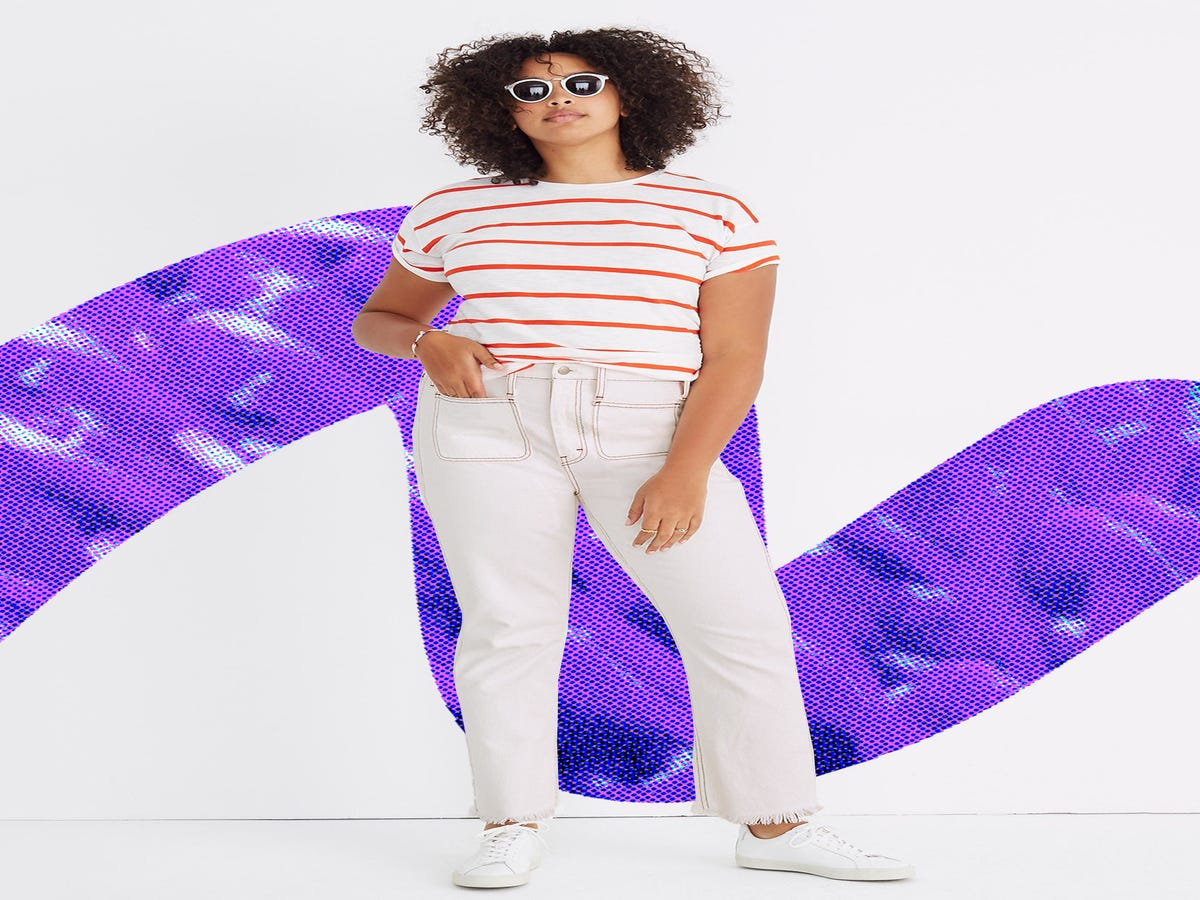17 Of The Best White Jeans To Start Wearing This Memorial Day