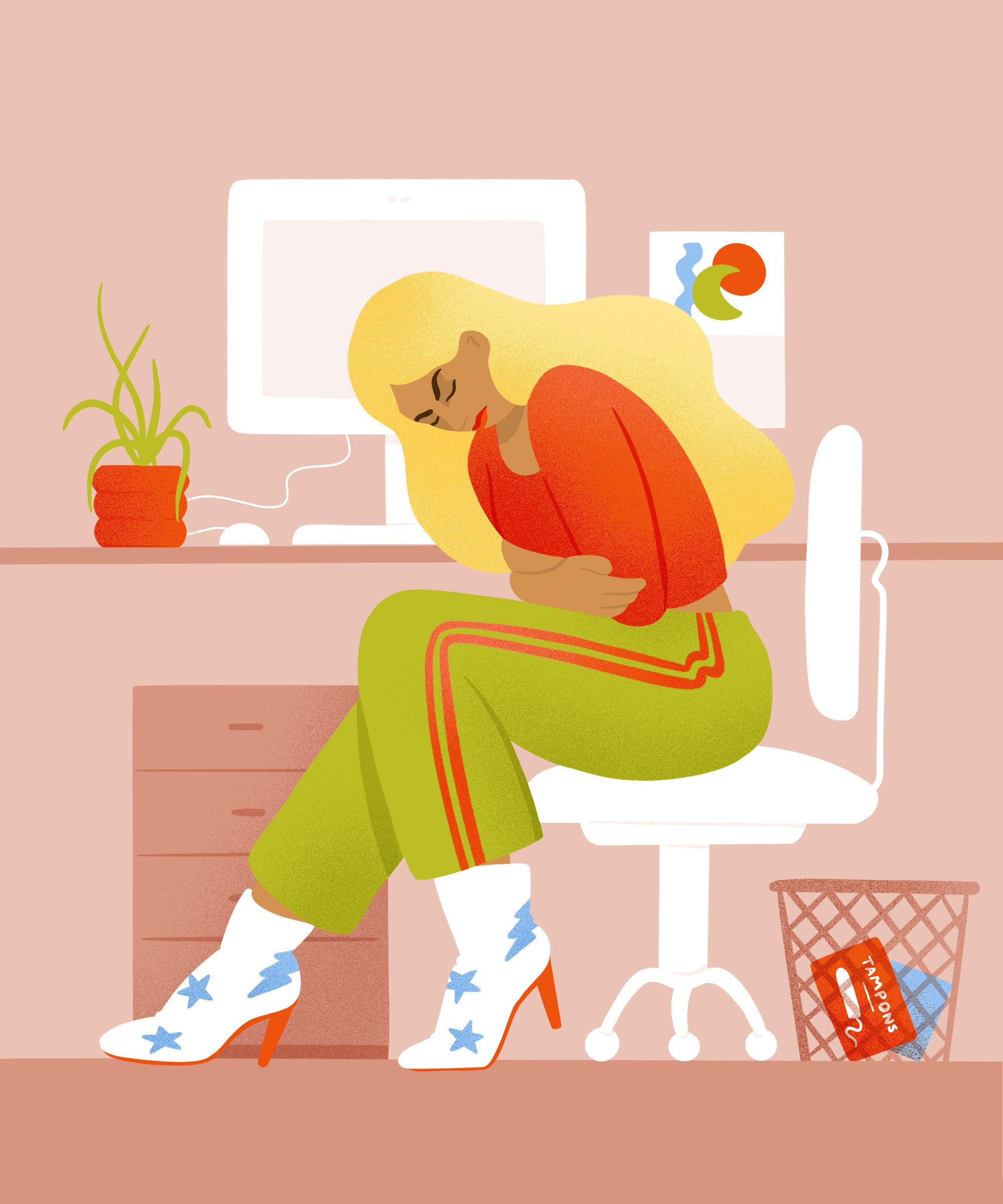 The Problem With Using Your Sick Days For Period Cramps