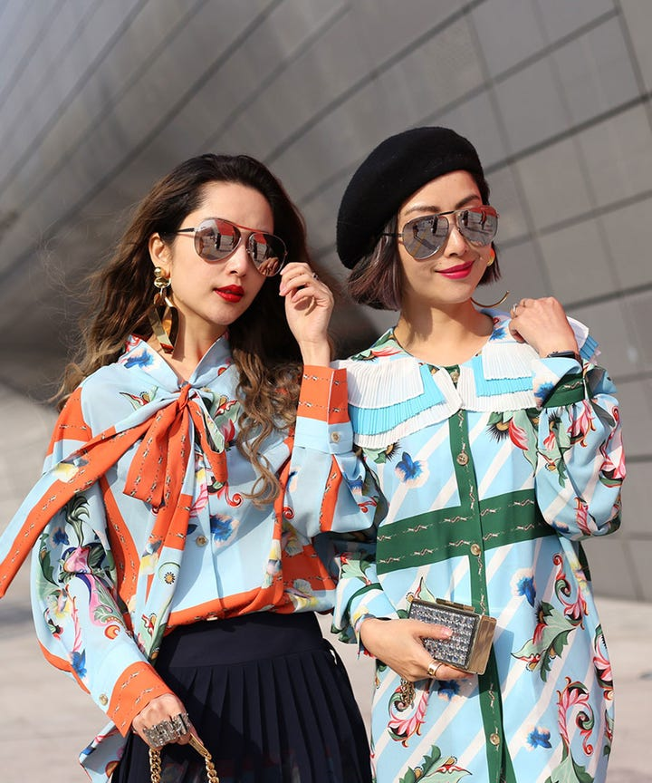 Best Korean Street Style Seoul Fashion Week