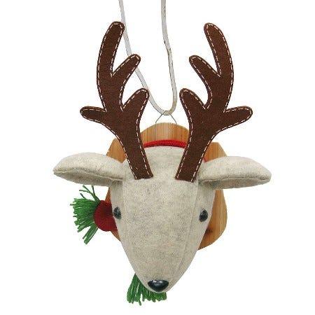 Wondershop Reindeer Wall Mount, $15, Available At Target.