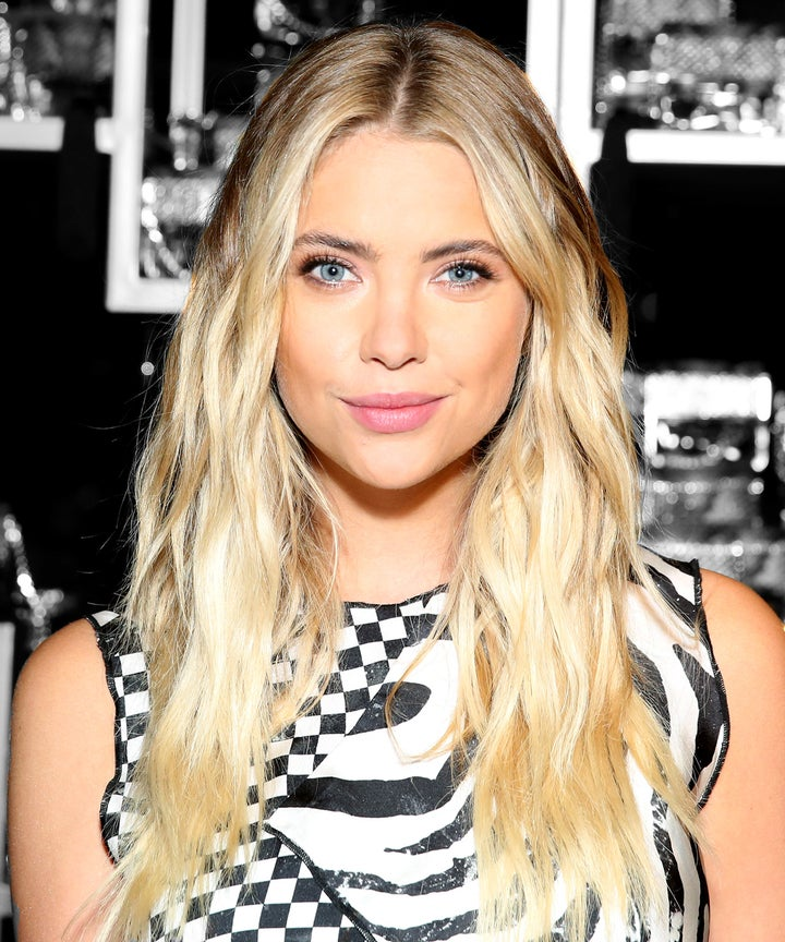 Ashley Benson Selfies Best Hair Makeup Over The Years