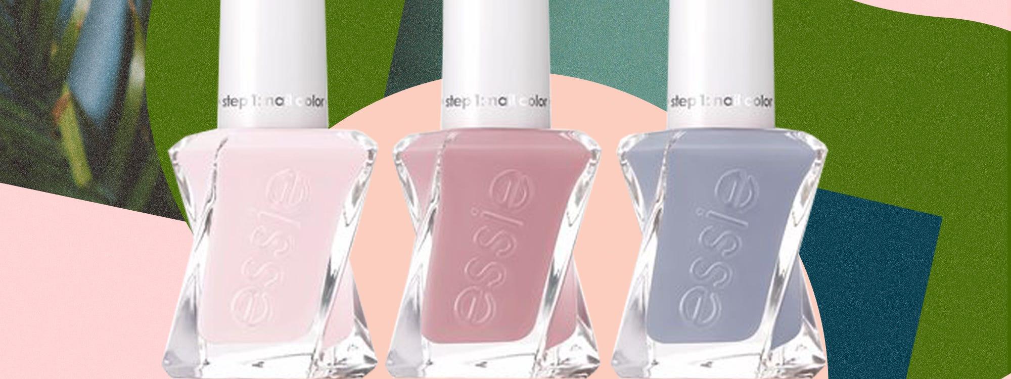 Meghan Markle Essie Enchanted Gel Couture Nail Polish