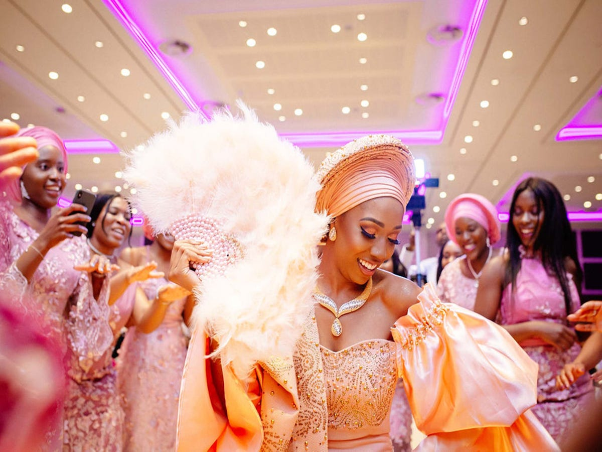 The Gorgeous Nigerian Wedding You Have To See