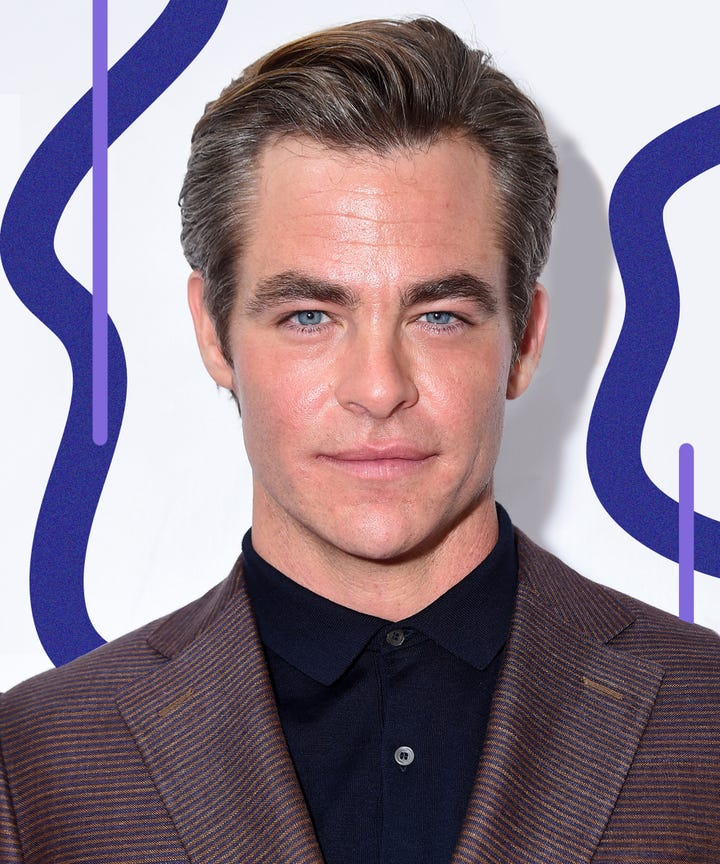 chris pine calls out outlaw king double standard