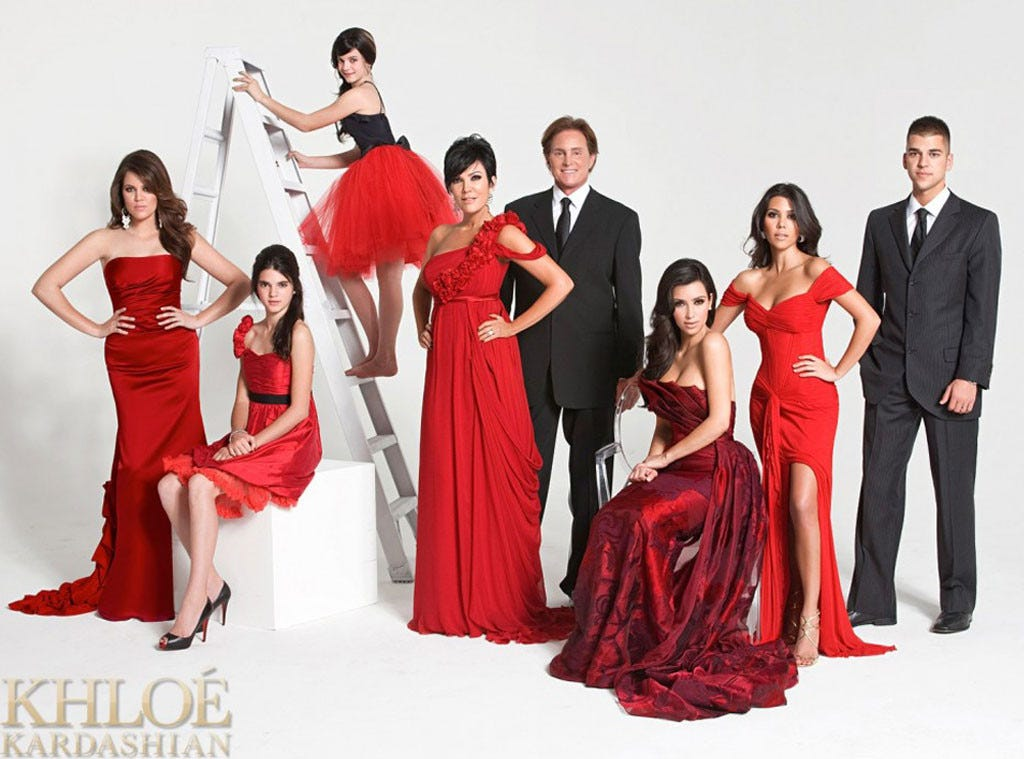 kardashian christmas card through the years photos 2017 - Family Photo Christmas Cards