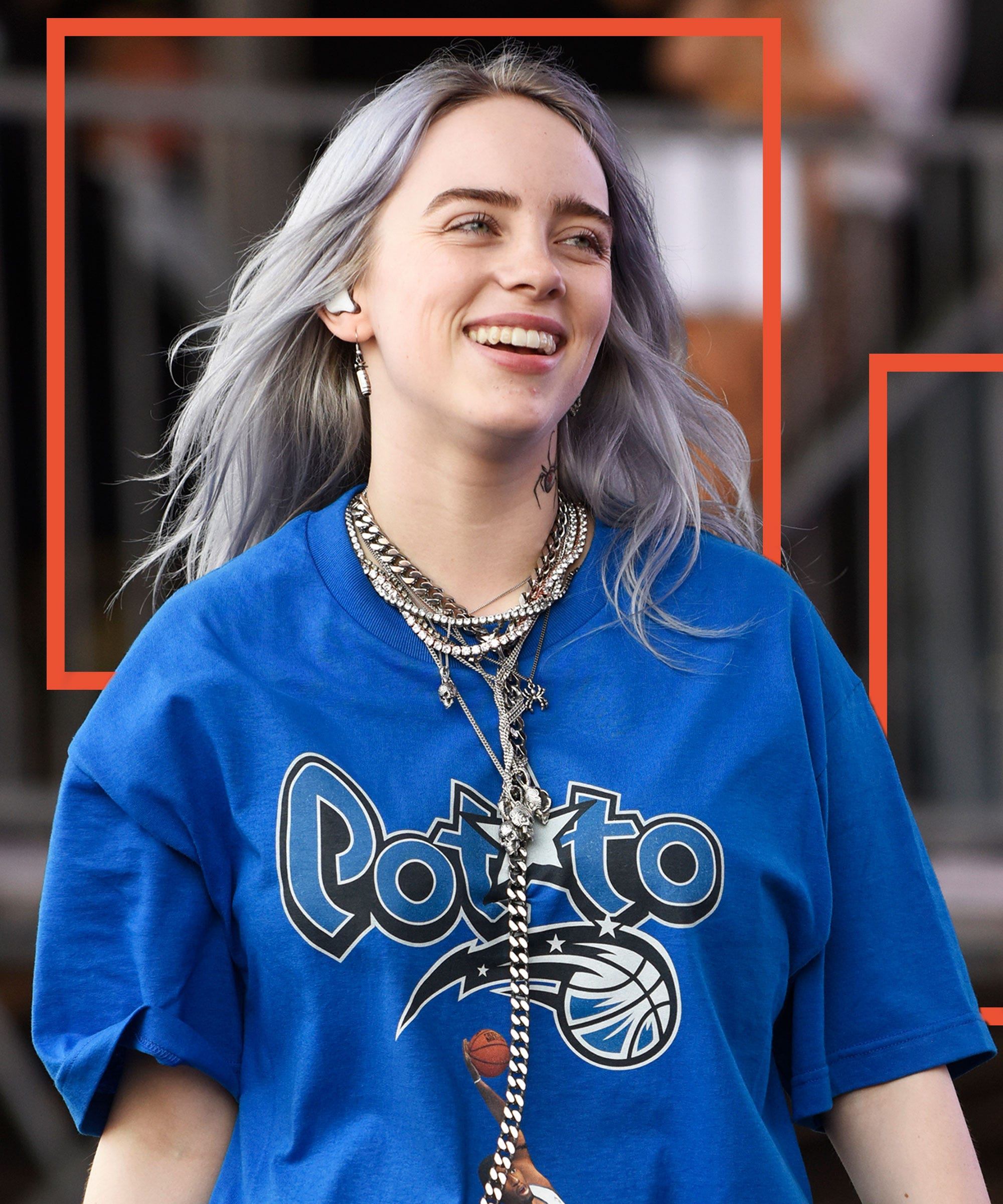 Billie Eilish Is Officially Bringing Back Belly-Button Piercings