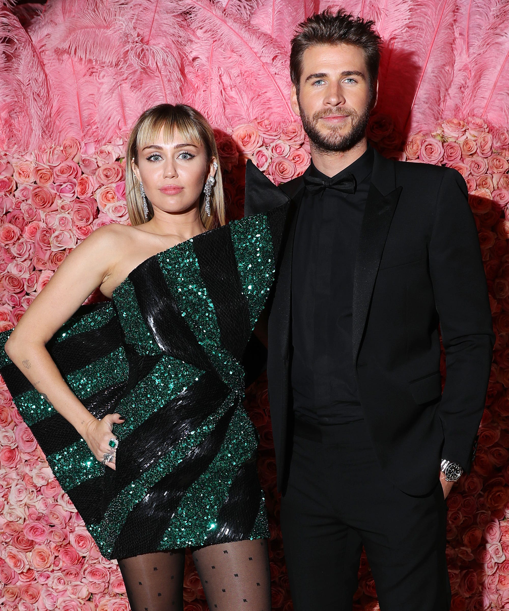 Liam Hemsworth Reportedly Files For Divorce From Miley Cyrus 10 Days After Split