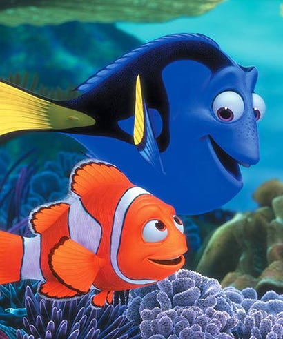 Finding Dory Is Swimming Steadily Towards Its Release Date The Film Which Picks Up Where Nemo Leaves Off Latest In A Seemingly Endless