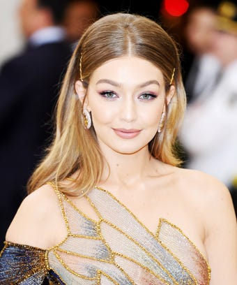Gigi Hadid, Celebrity Crush
