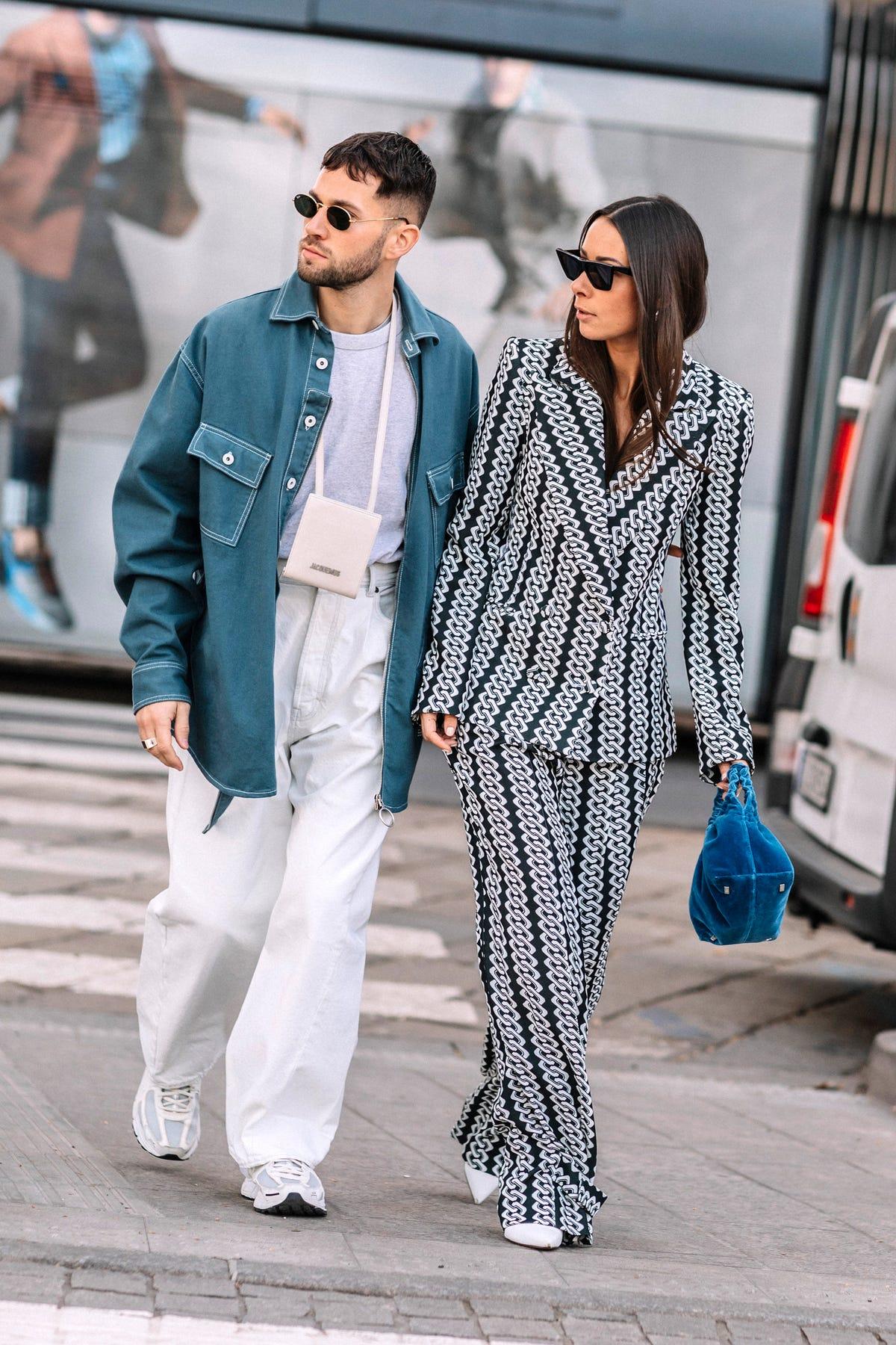 ae0c1d8de92 Milan Fashion Week Winter 2019 Best Street Style
